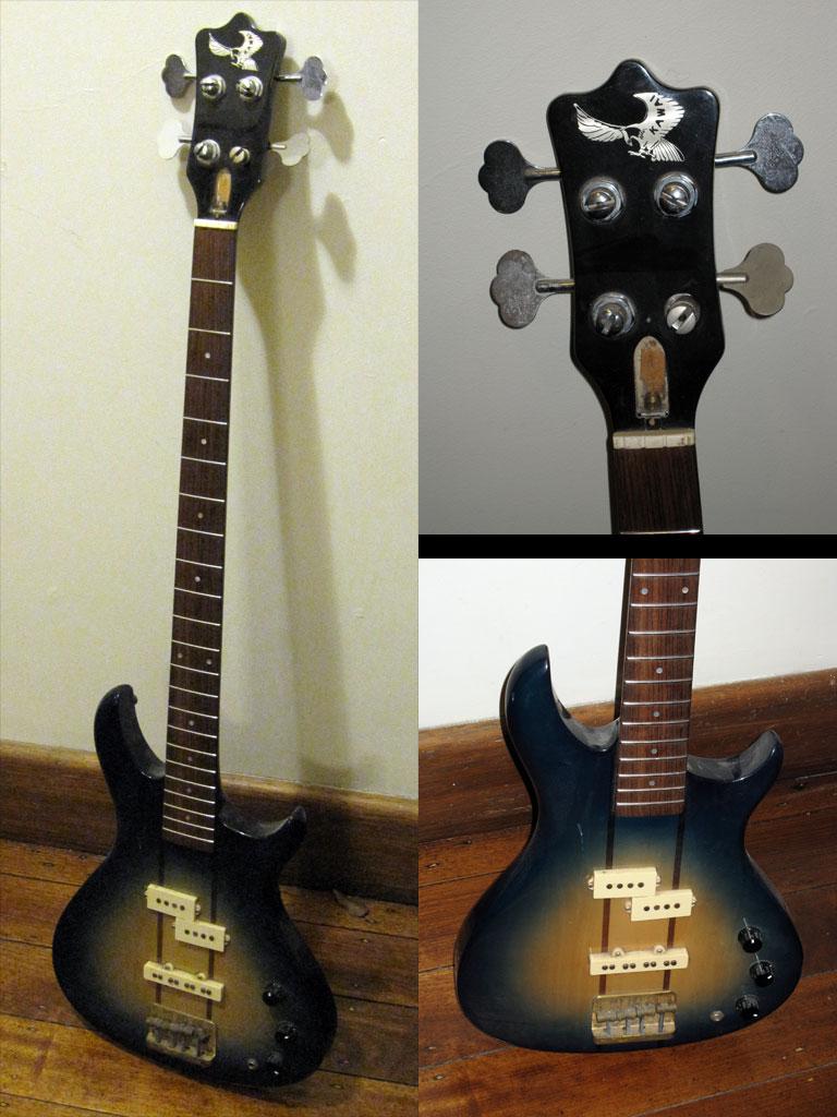kawai aquarius guitars kawai aquarius bass z ii b. Black Bedroom Furniture Sets. Home Design Ideas