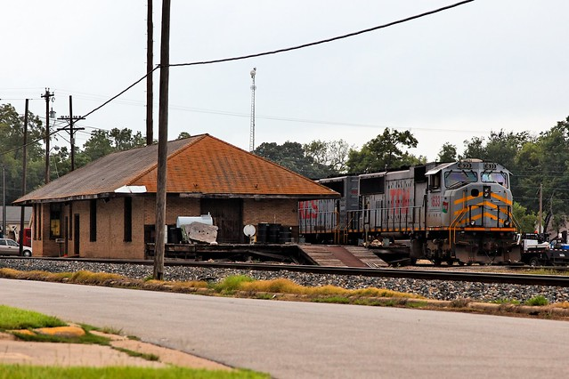 Sulphur Springs Tx Kcs Depot Flickr Photo Sharing