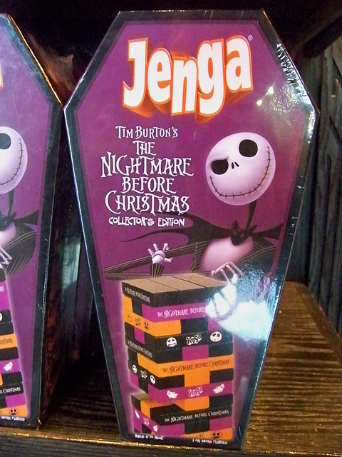 Nightmare Before Christmas Jenga game in Port Royal | Flickr - Photo ...