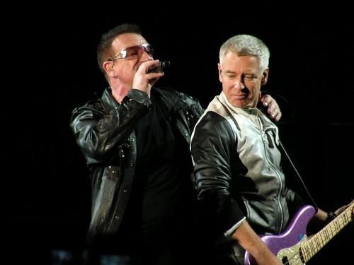 U2 @ Scott Stadium