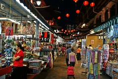 Singapore's Chinatown.