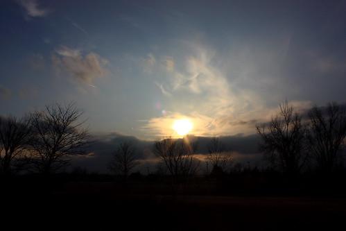sunset sky sun sunshine skyline night clouds canon rebel military government xsi militarytraining ftleonardwood canonrebelxsi eosdigitalrebelxsi lent454