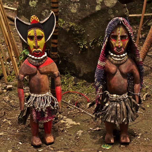 Tari - Horonapa - Papua New Guinea