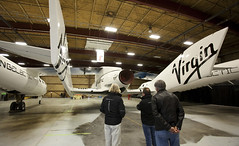 VSS Enterprise unveiled in Mojave,CA