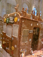 gingerbread house,