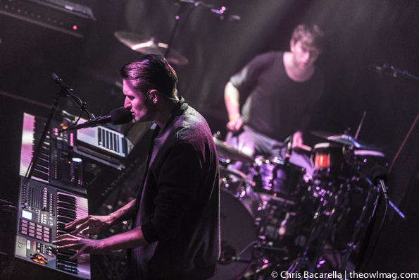 Wild Beasts @ Troubadour, LA 3/6/14