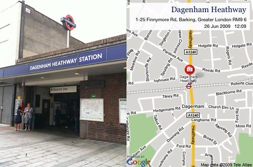 Dagenham Heathway