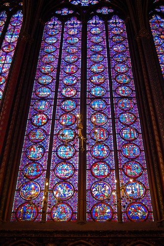 La Sainte-Chapelle, Paris 巴黎 聖禮拜堂