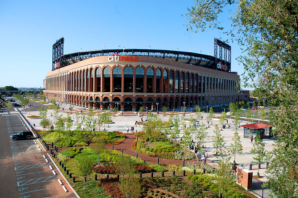 CitiField - view from the 7