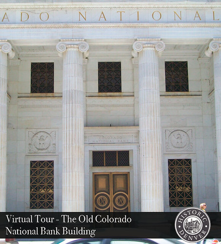 Tour The Old Colorado National Bank Building