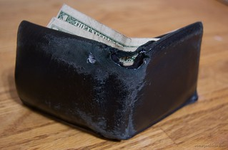 In Need of a New Wallet (243 / 365)