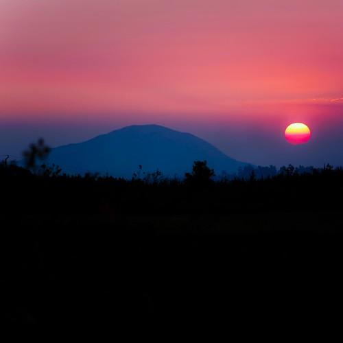 sunset mountain malawi limbe blantyre luchenza