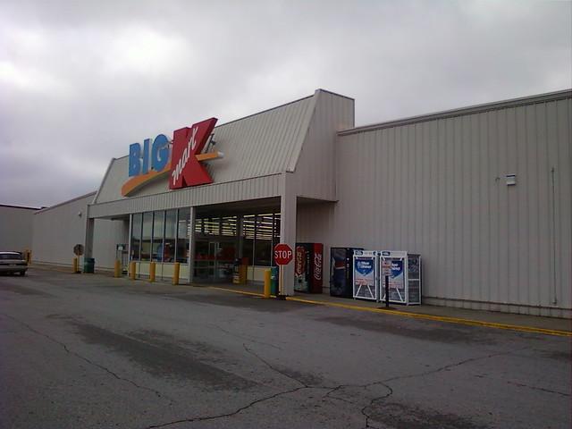 Kmart Storefronts
