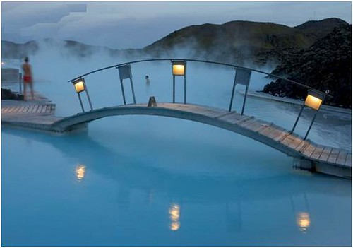 Blue lagoon pool flickr photo sharing for Cheap deep pools