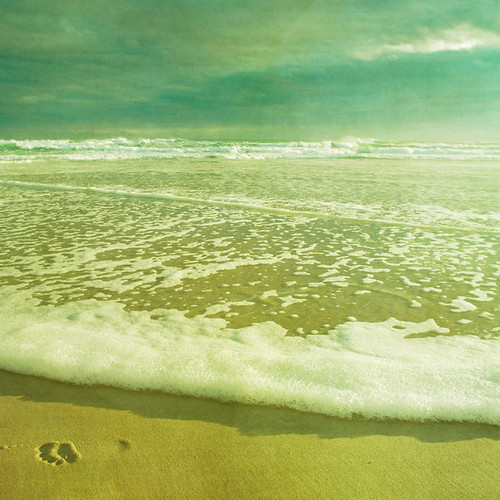 Leave only footprints...