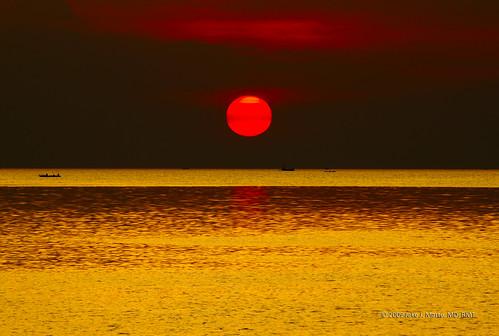 sunset sky sun bay philippines manila manilabay baywalk philippine pasaycity smmallofasia sanmiguelbythebay seasideboulevard sunsetesplanade