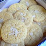 Orangen-Mandel-Kekse
