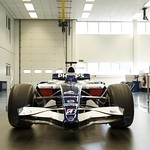 Williams F1 car #2