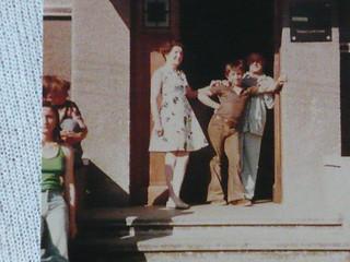 Famille Vacher Tence Haute Loire July 1974