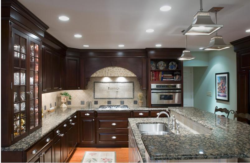 Interior ideas the best luxury kitchen design from aslan for Luxury kitchen designs photo gallery