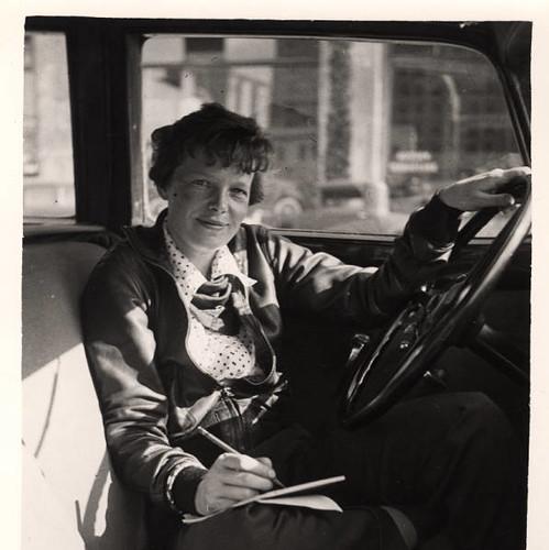 Amelia Earhart Denver Bio Child Pictures