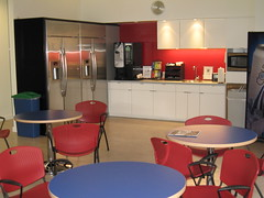 Germantown Innovation Center, Lunch Room