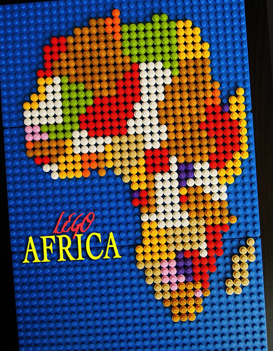 lego africa