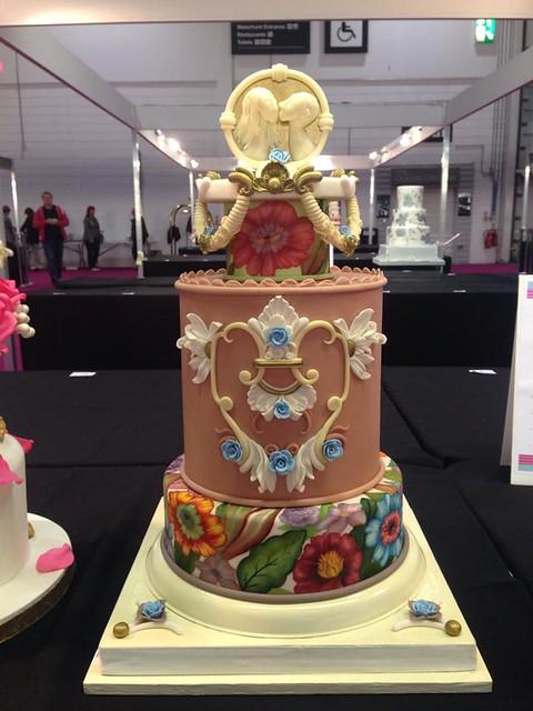 Cake by The Sugar Pitt