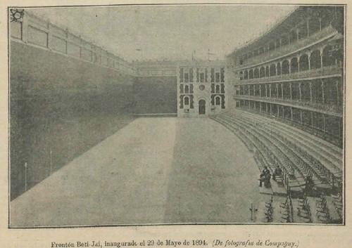 Revista La Lidia (3-6-1894)