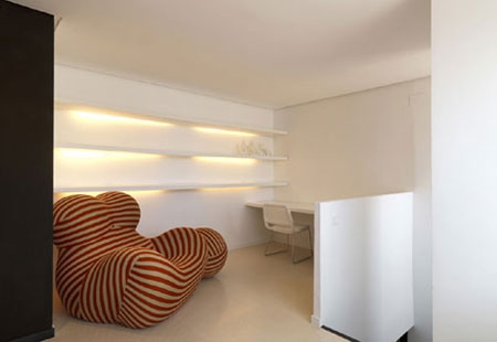 Decoracion minimalista for Estudios minimalistas decoracion