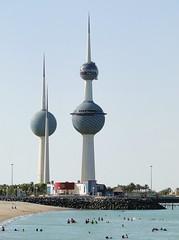 Kuwait Towers - ابراج الكويت