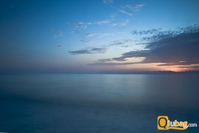 Krajobraz morski Batumi
