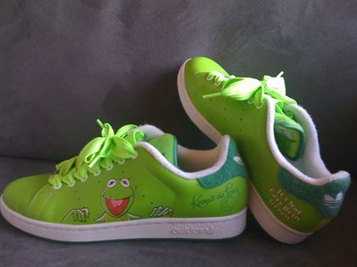 adidas adicolor stan smith 2 g4 kermit the frog