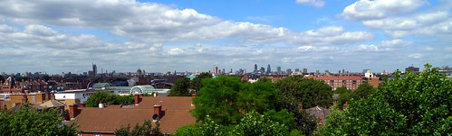 Full Peckham View - Peckham Cabs