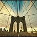 Brooklyn Bridge by Bokameh