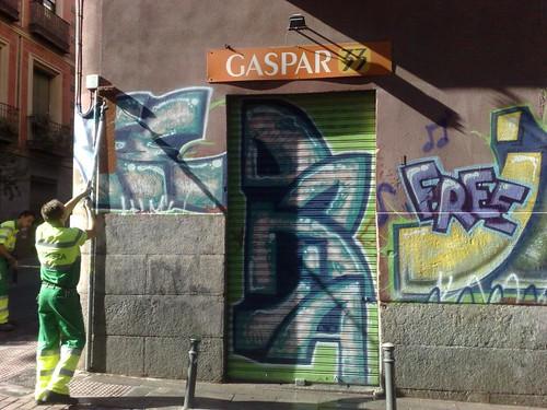 Free Jazz, Calle de la Palma