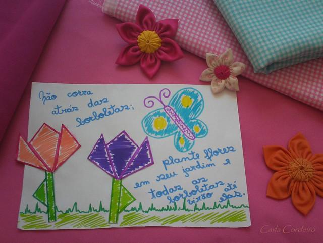 rosas no jardim poema : rosas no jardim poema:Flores de tecido no 'Jardim das Borboletas' de Mário Quintana – a