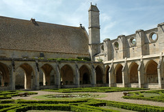 2006.06 ILE DE FRANCE -  Abbaye de Royaumont