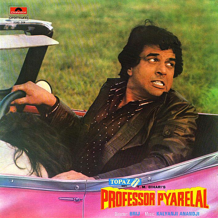 Professor Pyarelal