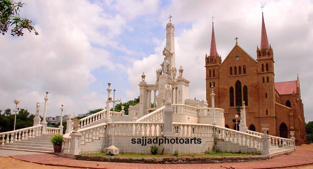 Saint patricks cathedral -1845-karachi