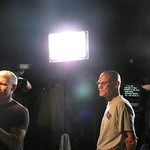 AC and James Carville