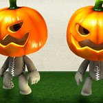 LittleBigPlanet Pumpkin Head Halloween Mask