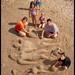 Sculptures de sables