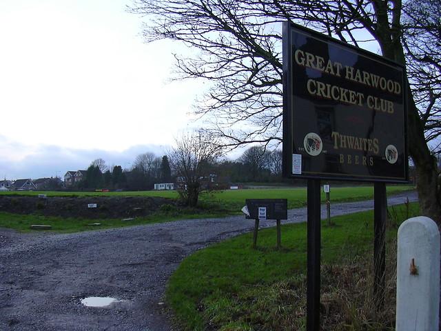 Great Harwood Cricket Club Function Room