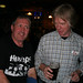 Small photo of Horslips fans in McHughs