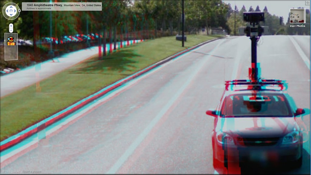 Google Maps Street View 3d Original Map Goo Gl Qniz Flickr
