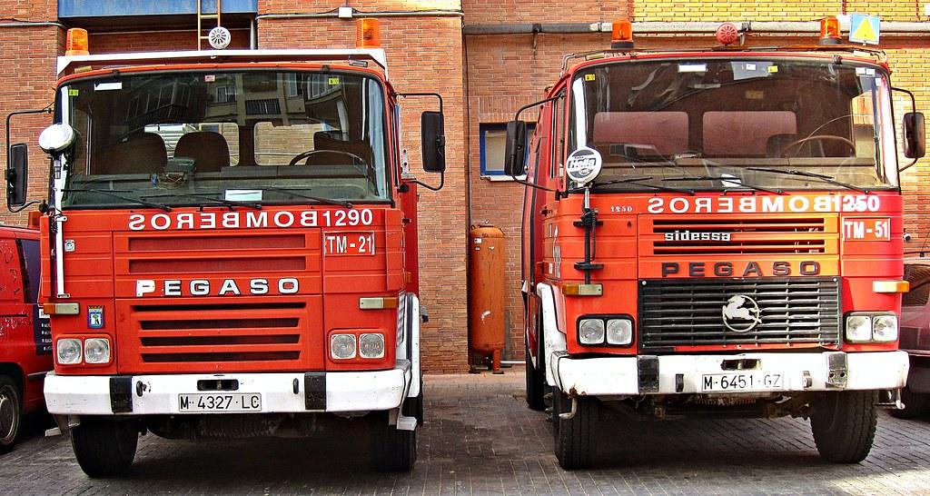 Pegaso camiones muchas fotos por modelos y epocas muy - Ciudad pegaso madrid ...