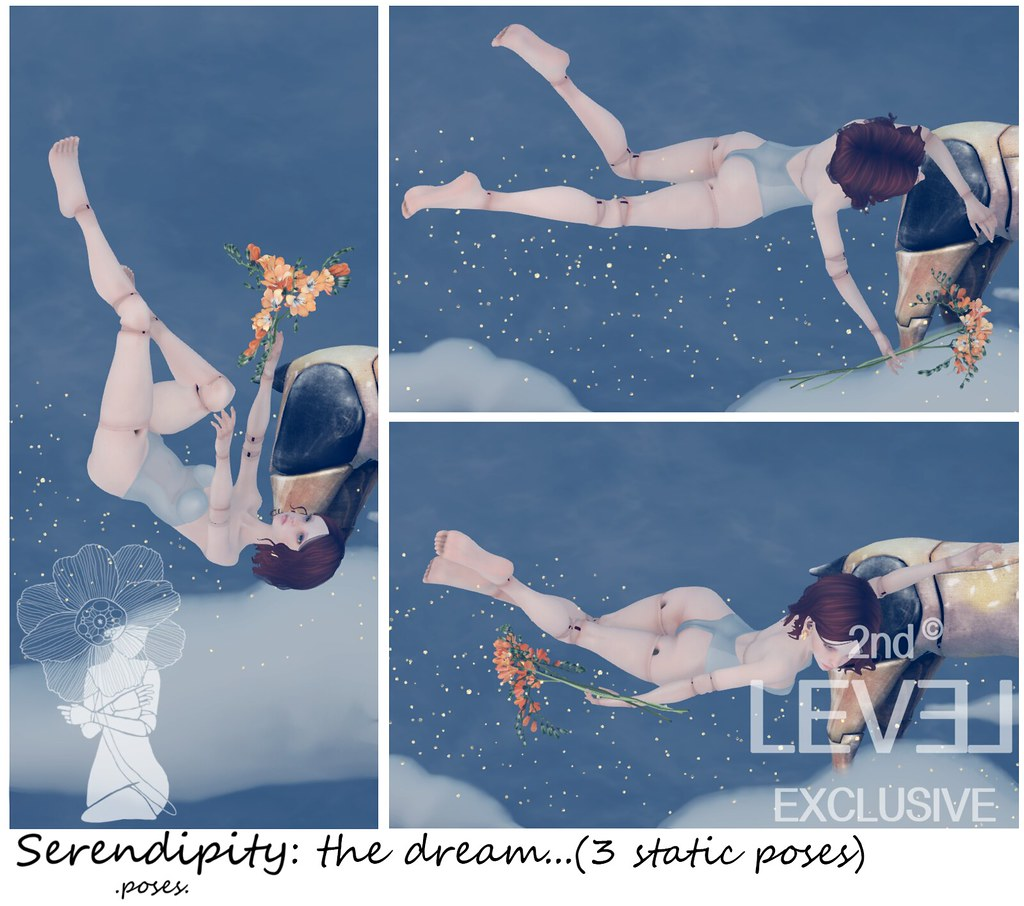 Serendipity: the dream... @ 2ndLevelEvent - SecondLifeHub.com