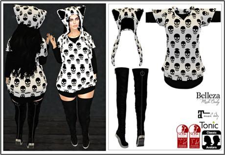 Effy Outfit - SecondLifeHub.com
