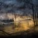 Au fil du ciel de l'eau... by Isabelle Aurore